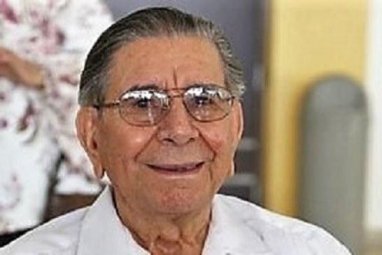 Coparmex reconoce a Don Ricardo Lizárraga Granados Fundador de Café el Marino