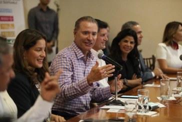 Buscará Quirino que Sinaloa sea modelo nacional en desarrollo sustentable.