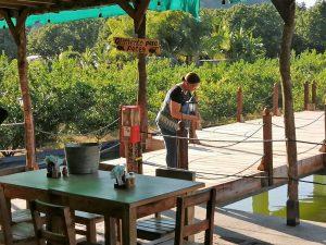 Tecolote Touroperadores 2019 Capturando Tilapia Sandra