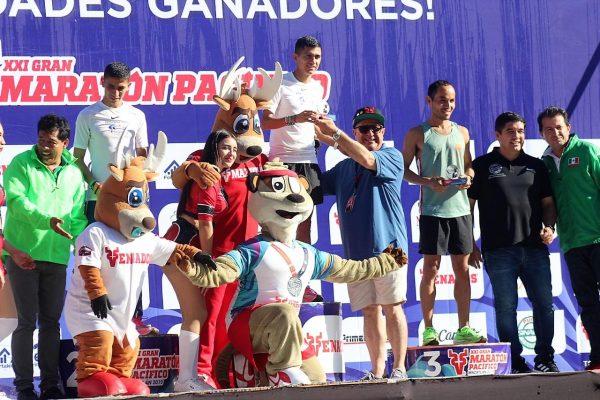 Teodoro Mariscal Casa de los Maratonistas y Atkletas 2019 10K 5K 3K Resultados 2