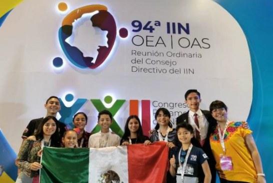 """""""Foro Panamericano del Niño, Niña y Adolescente"""""""