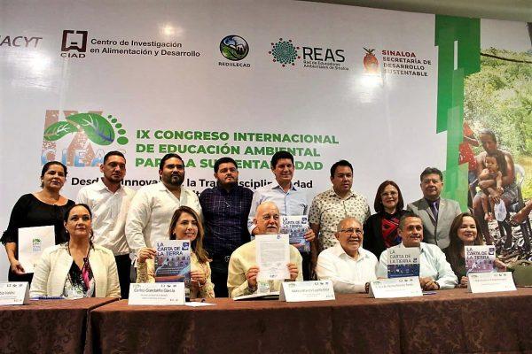XV Congrso Internacional de Educación Ambiental y Sustentabilidad Mazatlán 2019