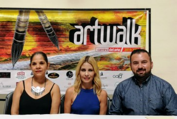 Anuncian la temporada 2019-2020 del Artwalk