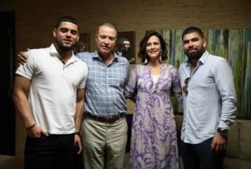 El gobernador de Sinaloa recibió a los lanzadores sinaloenses Roberto Osuna y José Urquidy