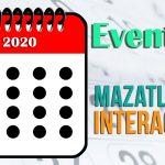 Calendario de eventos Enero