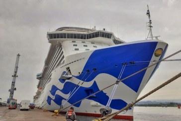 Arriban por segunda ocasión este mes 3 cruceros turísticos a Mazatlán