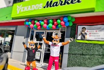 Se inaugura Venados Market