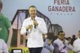 Inaugura Quirino la tradicional Feria Ganadera de Sinaloa