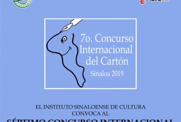 VII Concurso Internacional de Cartón Sinaloa 2019