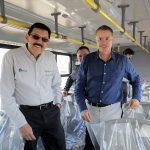Avanza Renovación del Parque Vehicular del Transporte Urbano de Sinaloa entregan 60 más