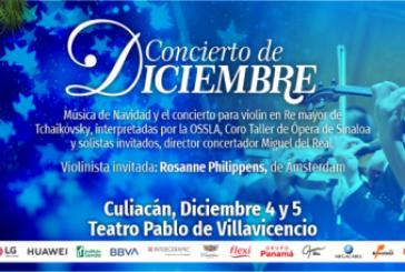 Concierto  de Diciembre de la OSSLA en el TPV