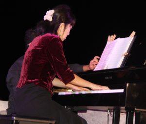 Concierto Noche de Luz 2019 Reseña Michiyo Morikawa
