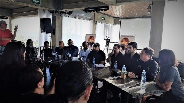 Destino 111 Sinaloa Pueblos Mágicos Rodaje Conferencia Mazatlán 2019