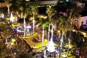 En Mazatlán la temporada navideña da inició