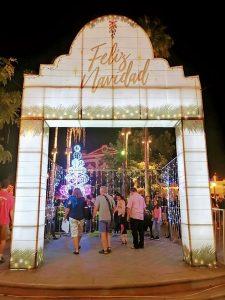 Encendido de Luces Navideñas Plazuela Machado Mazatlán 2019 2