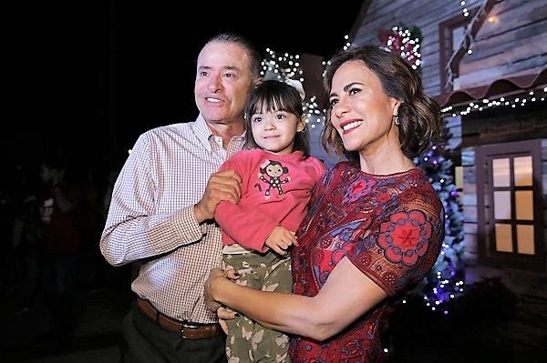 Ev Villa Navideña se Enciende el Árbol de Navidad más Alto de Sinaloa 2019 (12)