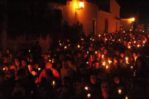 Fiesta de las Velas Cosalá Cosalá Pueblo Mágico Zona Trópico Sinaloa México 2019 4