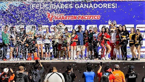 Gran Maratón Pacífico 2019 Arranque 3