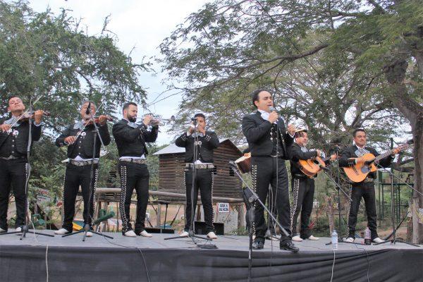 José Adán Pérez Concierto Mariachi La Vaca Lupe La Noria Maztalán 2019 2