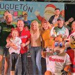 El Juguetón Alegre hará Feliz a cientos de niños