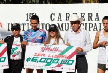 Primer Carrera del Instituto Municipal de la Juventud en Sinaloa de Leyva