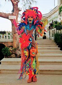 Presentan Elenco Artístico Carnaval de Mazatlán 2019 1