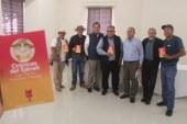 Juan Ramón Manjarrez presenta su libro en San Ignacio.