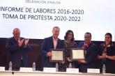 Nuevo delegado estatal de la Cruz Roja Mexicana en Sinaloa
