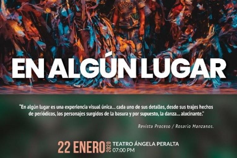 """""""En Algún Lugar"""""""