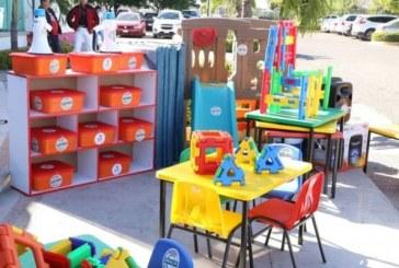 Entrega equipamiento a Centros de Cuidado Infantil Comunitarios