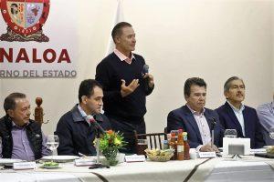 Arturo Herrera Gutiérrez Reunión, Empresarios, Sinaloenses Quirino Ordaz Coppel SHCP Sinaloa Gobernador 2020 1