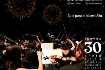 """""""Una gala para el  Nuevo Año"""""""