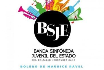 La Banda Sinfónica  Juvenil tocará en la plazuela Obregón