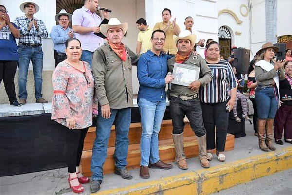 Cabalgata San Sebastián 2020 Concordia Sinaloa México Zona Trópico 1