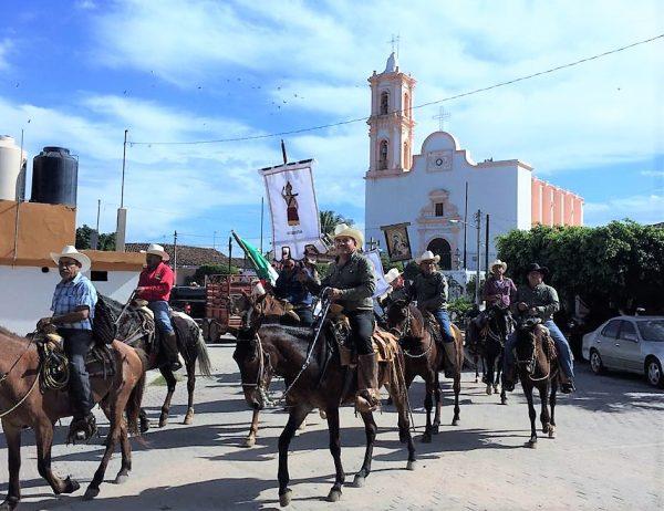 Cabalgata San Sebastián 2020 Concordia Sinaloa México Zona Trópico 3