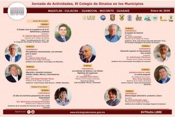 Invitan a Ciclo de Conferencias en los Municipios