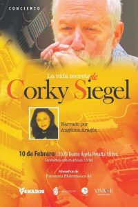 Corky Segel Mazatlán