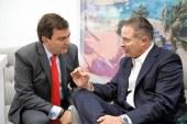El Gobernador de Sinaloa Quirino Ordaz Coppel invita en Fitur 2929 a BlueBay Hotels a invertir en Sinaloa