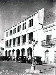 Hotel Belmar Antigua Mazatlán 1