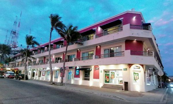Hotel Siesta Mazatlán 1