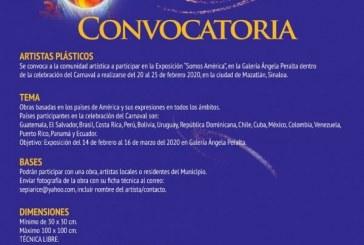 """Exposición plástica """"Somos América"""""""