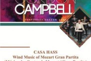 """""""Música de alientos Mozart 'Gran Partita'"""""""