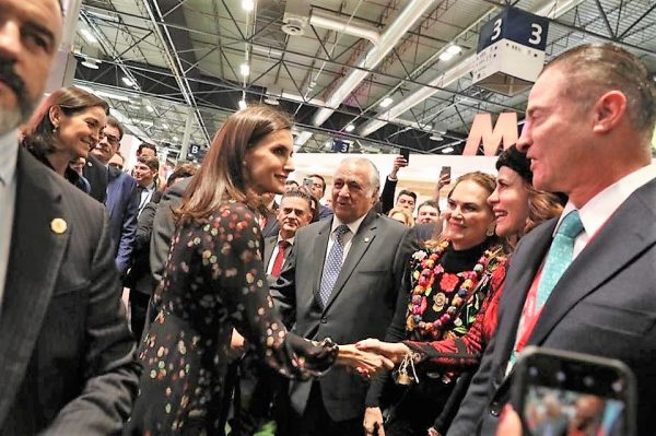Inauguración FITUR 2020 Reina Letizia 4