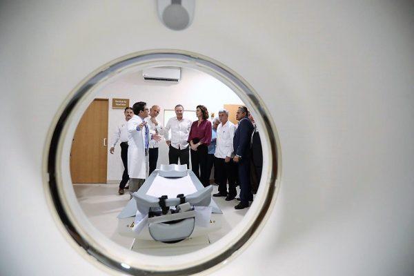 Inauguración Hospital General de Mazatlán 2020 4