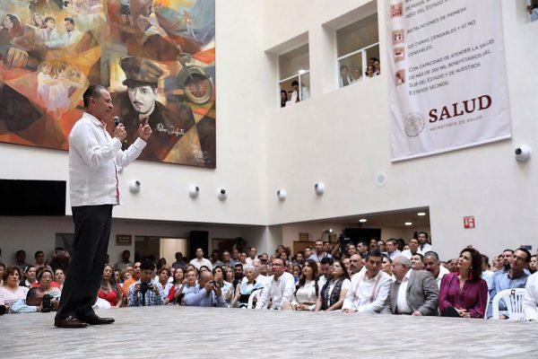 Inauguración Hospital General de Mazatlán 2020 5