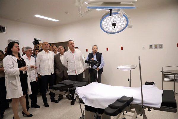 Inauguración Hospital General de Mazatlán 2020 6