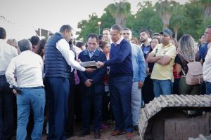 Inauguración Obras Colector Lso Mezcales Culiacán 2020 1
