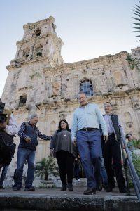 Inauguración Pavimentación Caelle Principal Copala Pueblo Señorial Concordia Sinaloa ZOna Trópico 2020 1