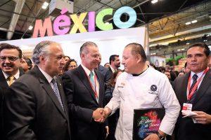 Inauguración Stand México Fitur 2020 España 1