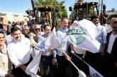 Inician Obras en Colector Roosvelt y Anuncian la rehabilitación de la Camarón Sábalo, en la Zona Dorada de Mazatlán